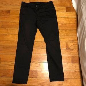 American Eagle men's skinny black jeans 32x30